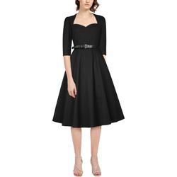 Vêtements Femme Robes Chic Star 61190 Noir