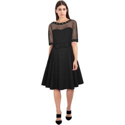 Vêtements Femme Robes Chic Star 83670 Noir / Stud