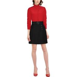 Vêtements Femme Jupes Chic Star 83840 Noir