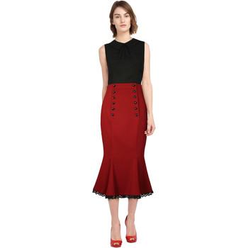 Vêtements Femme Jupes Chic Star 61084 Rouge