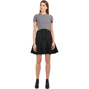 Vêtements Femme Jupes Chic Star 83710 Noir / Stud