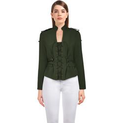 Vêtements Femme Vestes Chic Star 83515 Vert