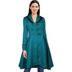 Vêtements Femme Vestes Chic Star 83363 Turquoise