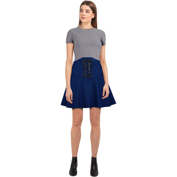 Vêtements Femme Jupes Chic Star 83303 Bleu