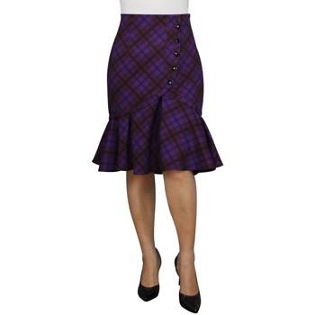 Vêtements Femme Jupes Chic Star 819K2 Violet