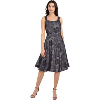 Vêtements Femme Robes Chic Star 83292 Violet / Floral