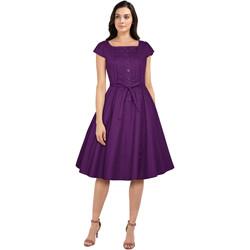 Vêtements Femme Robes Chic Star 83202 Violet