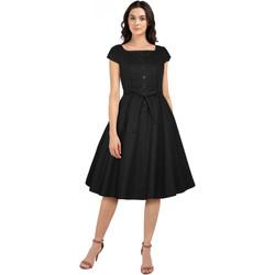 Vêtements Femme Robes Chic Star 83210 Noir