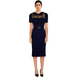 Vêtements Femme Robes Chic Star 83003 Marine