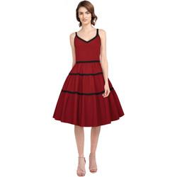 Vêtements Femme Robes Chic Star 83044 Rouge