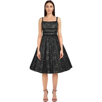 Vêtements Femme Robes Chic Star 82967 Floral gris