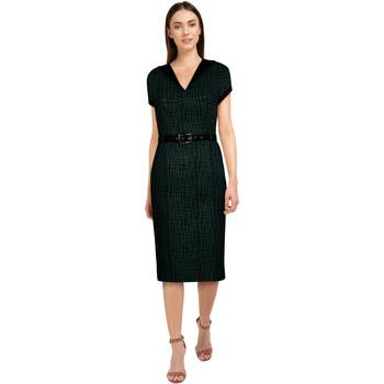 Vêtements Femme Robes Chic Star 82925 Vert / courbes