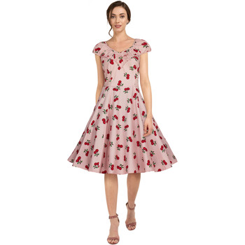 Vêtements Femme Robes Chic Star 82804 Rose / Cerise