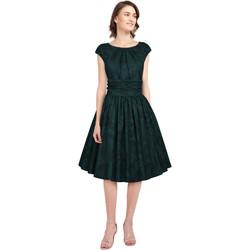 Vêtements Femme Robes Chic Star 82905 Vert / Feuille