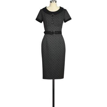 Vêtements Femme Robes Chic Star 823F7 Gris / Points