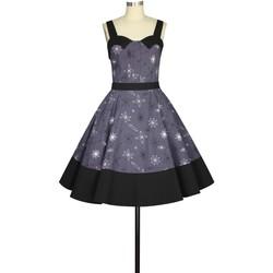 Vêtements Femme Robes Chic Star 810A2 Violet / Imprimé