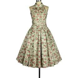 Vêtements Femme Robes Chic Star 781M6 Jaune / Fleuri