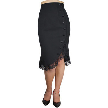 Vêtements Femme Jupes Chic Star 50620 Noir