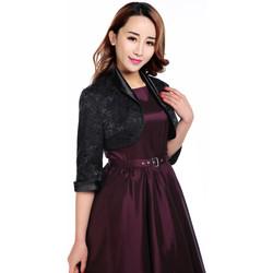 Vêtements Femme Vestes Chic Star 51420 Noir