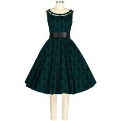 Vêtements Femme Robes Chic Star 777M5 Vert