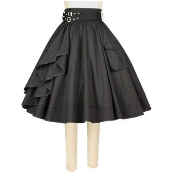 Vêtements Femme Jupes Chic Star 78430 Noir
