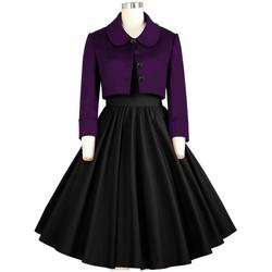 Vêtements Femme Vestes Chic Star 76472 Violet