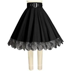 Vêtements Femme Jupes Chic Star 71630 Noir