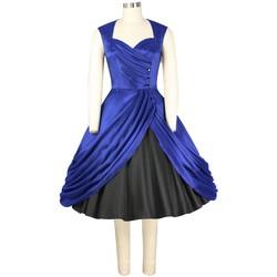 Vêtements Femme Robes Chic Star 741F3 Royal / Black
