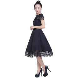 Vêtements Femme Robes Chic Star 71600 Noir
