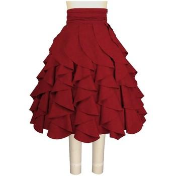 Vêtements Femme Jupes Chic Star 732J4 Rouge