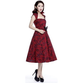 Vêtements Femme Robes Chic Star 50974 Red Floral