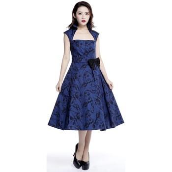 Vêtements Femme Robes Chic Star 50973 Blue Floral