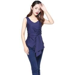 Vêtements Femme Débardeurs / T-shirts sans manche Chic Star 70763 Bleu