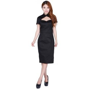 Vêtements Femme Robes Chic Star 71350 Noir