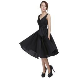 Vêtements Femme Robes Chic Star 70750 Noir