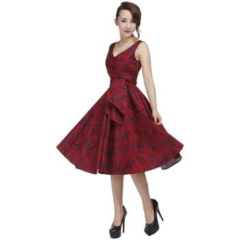 Vêtements Femme Robes Chic Star 707M4 Rouge