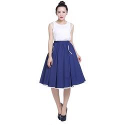 Vêtements Femme Jupes Chic Star 70183 Marine