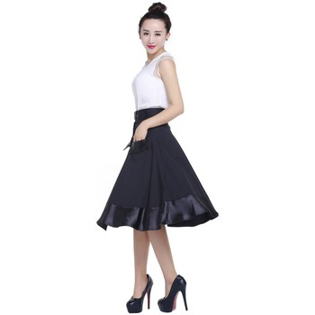Vêtements Femme Jupes Chic Star 70030 Noir