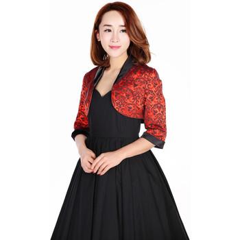 Vêtements Femme Vestes Chic Star 51424 Rouge