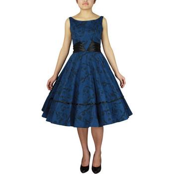Vêtements Femme Robes Chic Star 51063 Bleu