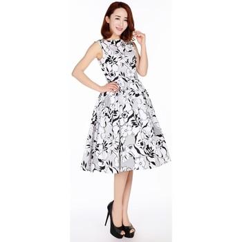 Vêtements Femme Robes Chic Star 4119C Blanc