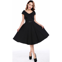 Vêtements Femme Robes Chic Star 51090 Noir
