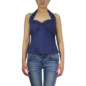 Vêtements Femme Débardeurs / T-shirts sans manche Chic Star 41113 Navy