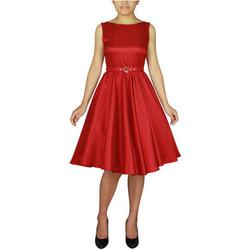 Vêtements Femme Robes Chic Star 60014 Rouge
