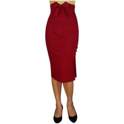 Vêtements Femme Jupes Chic Star 61294 Rouge