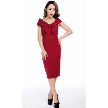 Vêtements Femme Robes Chic Star 61034 Rouge