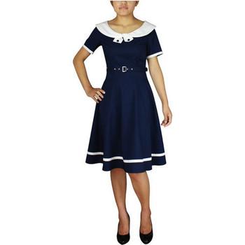 Vêtements Femme Robes Chic Star 50873 Marine