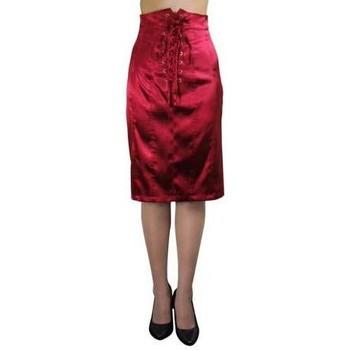 Vêtements Femme Jupes Chic Star 41134 Rouge