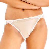 Sous-vêtements Femme Culottes & slips Selene Culottes 3091 Pack 2 Blanc