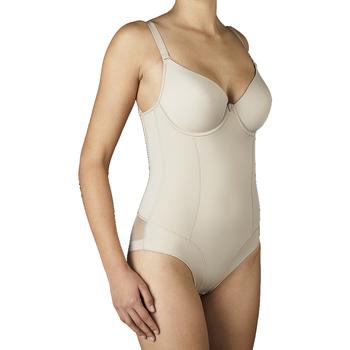 Sous-vêtements Femme Bodys Selene Body à armatures Bdgiorg Marron